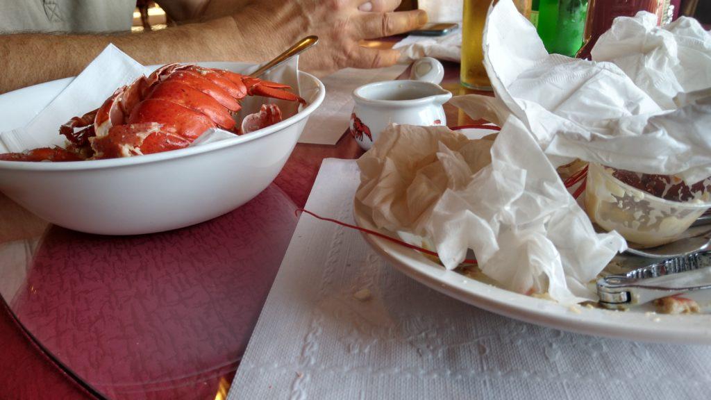 lobster massacre